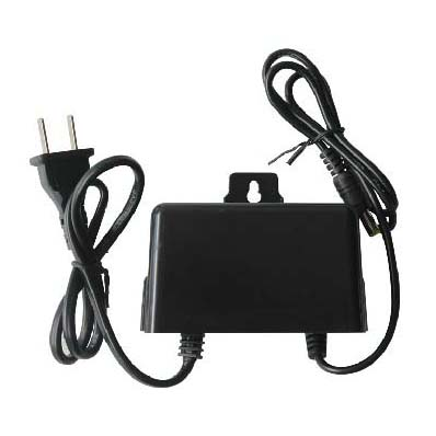 Adapter 12VDC-2A)