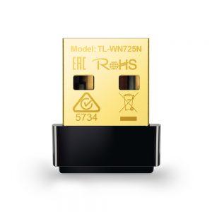 USB WiFi TP-LINK-TL-WN725N-Tốc độ150Mbps