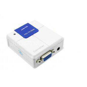 Bộ chuyển đổi VGA to HDMI cao cấp chính hãng Ugreen UG40224