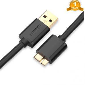 Cáp USB 3.0 0.5M Ugreen 10840 mạ vàng